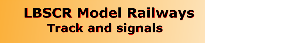 Track and signals